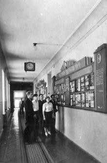 Одесса. Областная партшкола. Фото из выпускного альбома 1948-1950 гг.