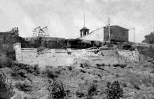 Оползень на Ланжероне, 1918 г.