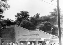 Одесса. Аркадия. 1964 г.