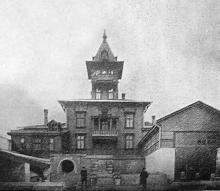Спасательная станция «Генерал-майор В.П. Перелешин» на Ланжероне