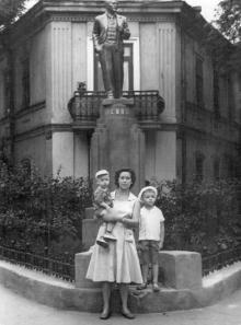Одесса, Богдана Хмельницкого угол Мизикевича. 1964 г.