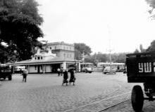 Площадь Мартыновского (Греческая), 1957 г.