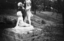 Одесса. В Пионерском парке. Фотограф Василий Данилович Жеребецкий. 1968 г.