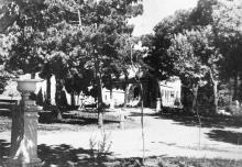 Здание управления фабрики (особняк Демидовой-Сан-Донато), 1950-е гг.
