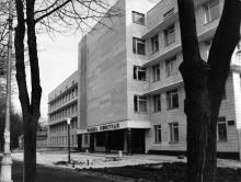 Главный корпус Одесской киностудии. 1973 г.