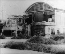1-й павильон. 1928 г.