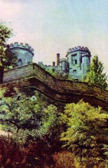 Дом народного творчества. Фото в буклете «Одесса», 1964 г.