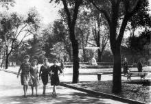 Соборная площадь (1944 — 1991)