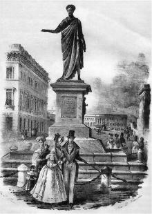 Гравюра Карло Боссоли, 1837 г.