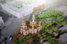 Проект реконструкции Мещанской, арх. Н.К. Базан, 2012 г.