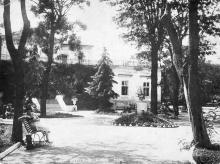 Одесса. Хаджибей. Парк. 1939 г.