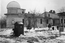 Окончание перестройки башни, 1918 г.