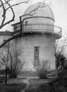 Перестроенная башня обсерватории