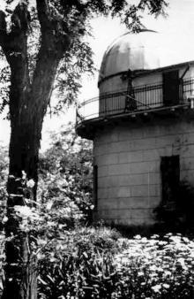 Башня обсерватории