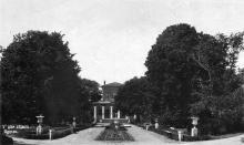 Одесса. 5-й дом отдыха. Почтовая карточка. 1935 г.