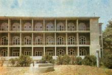 Санаторий «Фонтан». Фото из буклета 1971 г.