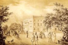 1850-е годы