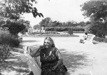 Одесса. Лузановка. В парке им. Котовского. 1961 г.