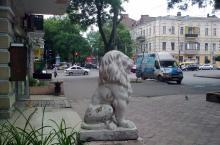 Одесса. Улица Новосельского, № 91. Фото Екатерины Олейник. Июнь, 2016 г.