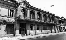Одесса, дом № 20/22 по улице Ласточкина. 1981 г.