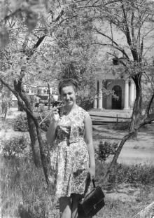 Лузановка. Одесса. Начало 1960-х гг.