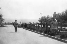 Мемориал румынским солдатам, 1942 г.
