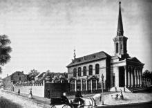 Старая Кирха, 1860-е годы