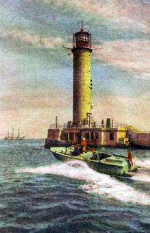 Воронцовский маяк (новый)
