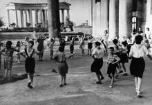 Одесский Дворец пионеров, 1961 г.