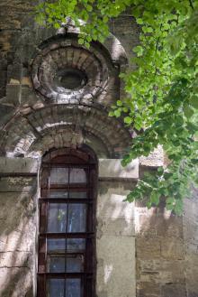 Дом на Княжеской улице, № 1а. Фото В. Тенякова. 20 ноября 2015 г.