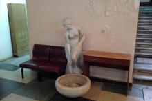 «Купальщица» в Лермонтовском санатории