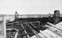 Фрагмент крыши