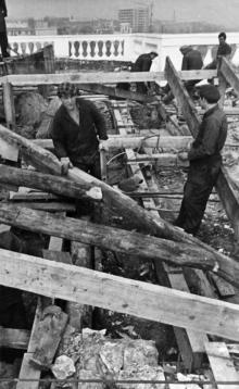 Реставрация деревянных конструкций крыши