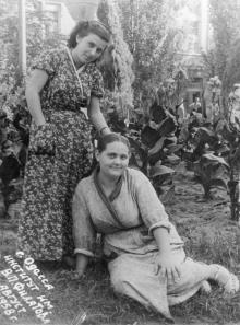 Одесса. Институт им. В.П. Филатова. Август, 1958 г.