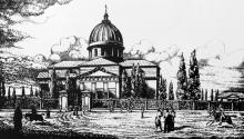 Первоначальный вид собора