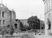 ��� � ����������� ������� �� ����� ����� � ������, 1960-� ��.