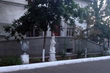 Одесский областной противотуберкулезный диспансер. Фото Е. Волокина. 19 сентября 2015 г.
