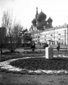Любительское фото, февраль 1943 г.