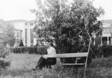 Одесса, 2-я территория санатория им. Дзержинского (будущая Межрейсовая база моряков), 1942 г.