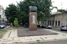 Памятник маршалу Малиновскому. Фото Е. Волокина. 30 августа 2016 г.