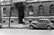 Дом № 21 по улице Гоголя. Одесса, 1980-е гг.