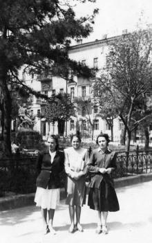 Любительское фото, 1958 г.