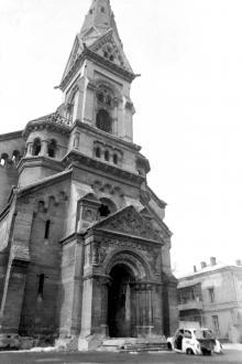 Кирха, фотограф О. Владимирский