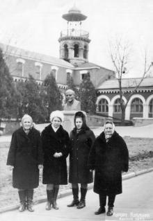 Курорт Куяльник. Одесса. 1977 г.