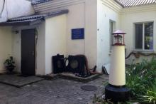 Мемориальный музей К.Г. Паустовского. Фото Е. Волокина. Одесса. 06 сентября 2016 г.