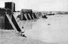 Аккерманская крепость (1944 — 1991)