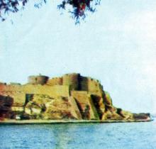 Цитадель. Фото в буклете 1968 г.