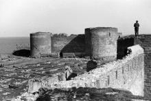 Аккерманская крепость (1941 — 1944)