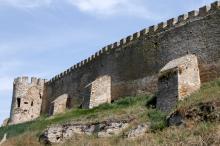 Аккерманская крепость. Фото Е. Волокина. 12 августа 2012 г.