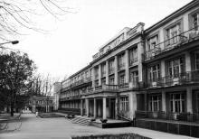 Санаторий «Россия», начало 1990-х гг.